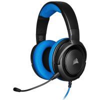 Comparer les prix du Casques & micro - CORSAIR - HS35 - Bleu