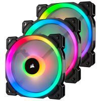 Comparateur de prix CORSAIR Ventilateur LL120 RGB PWM - Pack de 3