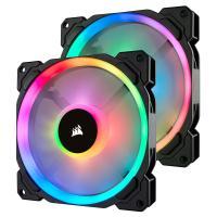 Comparateur de prix Corsair LL140 RGB - 140MM PWM PACK DE 2 + Node Pro