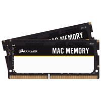 Comparer les prix du Corsair MÉMOIRE Mac 32GB (2x16GB) DDR4 2666MHz C18 - Noire