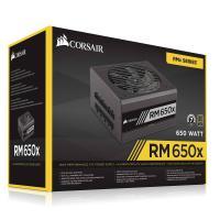 comparateur de prix CORSAIR RM650x V2 80PLUS Gold Alimentation modulaire 650W