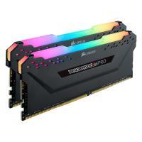 comparateur de prix Corsair Vengeance RGB Pro 16GB (2x8GB) 3600MHz C18 - Noir