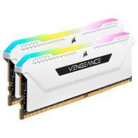 comparateur de prix Mémoire PC Corsair CMH16GX4M2D3600C18W RGB (2x8Go DDR4 3600 PC28800)