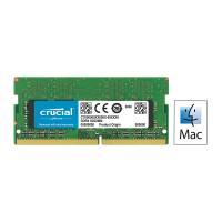 Comparer les prix du Crucial for Mac SO-DIMM DDR4 16 Go 2400 MHz CL17