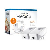 Comparateur de prix CPL Devolo Magic 2 LAN - 2 adaptateurs
