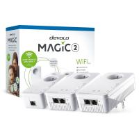 Comparateur de prix DEVOLO CPL Magic 2 WiFi next Multiroom Kit - Jusqu'à 2400 Mbits/s
