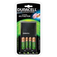 Comparateur de prix Chargeur de piles Duracell Chargeur 45min de 4 piles AA/AAA