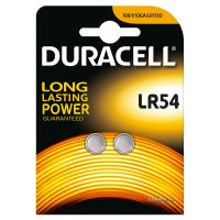 Comparateur de prix Duracell Piles LR54 Small Blister 2 PC (936908-905412)
