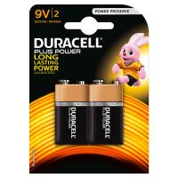 comparateur de prix Duracell Plus Power 9V (par 2)
