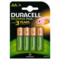 comparateur de prix Accu DURACELL AA 1300A Plus Power - Blister de 4