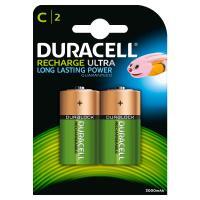 comparateur de prix Duracell Recharge Ultra C 3000 mAh (par 2)