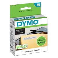 Comparateur de prix Rouleau 500 etiquettes adress 25x54mm pour dymo labelwriter