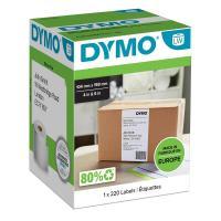 Comparateur de prix Rouleau Dymo 220 étiquettes adress 104X159MM L.Writer 4XL