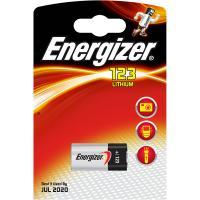 comparateur de prix Energizer 123 Lithium (à l'unité)