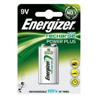comparateur de prix Energizer Accu Recharge Power Plus 9V 175 mAh (à l'unité)