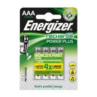 comparateur de prix Energizer Recharge Power Plus AAA (par 4)