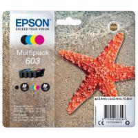 Nouveau Encre epson 603 Multipack C13T03U64010