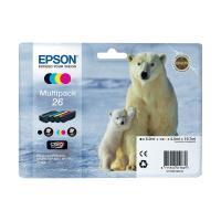 Nouveau Epson T2616 Multipack C/M/J/N - C13T26164010