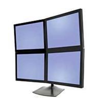 Comparateur de prix Ergotron DS100 Support quadri-écrans