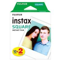 Papier photo instantané Fujifilm Film Instax Square 10x2