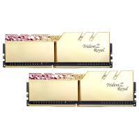 comparateur de prix G.Skill Trident Z Royal Series Gold, DDR4-3200, CL16-16 GB Dua