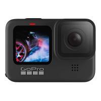 Comparateur de prix GoPro Hero9 noir - Caméra sportive 5K GPS -  Wi-Fi - Etanche 10m - 23,6 MP