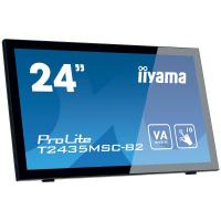 "comparateur de prix iiyama 23.6"" LED Tactile - ProLite T2435MSC-B2"