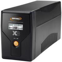 Comparateur de prix Infosec X3 EX 1000 FR