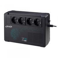 Comparateur de prix Onduleur - Multiprises Infosec ZEN LIVE 500VA - 4 prises