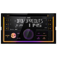 comparateur de prix JVC Autoradio 2DIN Bluetooth DAB+ KW-DB93BT