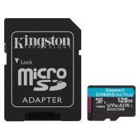 comparateur de prix Carte Mémoire Micro SD avec Adaptateur Kingston SDCG3 Noir