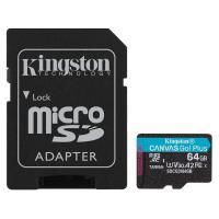 Comparateur de prix Kingston Canvas Go! Plus 64 Go , Carte mémoire