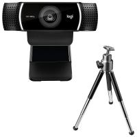 comparateur de prix Webcam Logitech C922 Pro Stream Noir