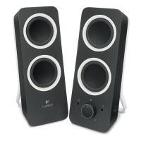 Comparateur de prix Logitech Z200 PC-Lautsprecher Speaker System 3,5mm Klinke