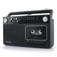comparateur de prix Radio portable Muse M-152 RC Noir