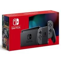 Nintendo Switch v2 - Console de jeux hybride salon / portable + Joy-Con gris