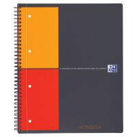 Activebook cahier a4+ 160 pages 240 x 297 mm petits carreaux