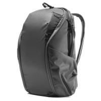 Comparateur de prix Peak Design Everyday Sac à dos zippé 20 L, noir (Noir) - BEDBZ-20-BK-2