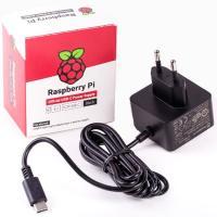 Comparateur de prix Raspberry Alimentation secteur USB-C 5V 3A Noir