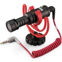 Rode Microphones VideoMicro Microphone de caméscope Noir