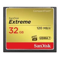 comparateur de prix Sandisk Extreme CompactFlash 32 Go (120 Mo/s)