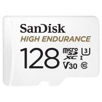 Comparer les prix du SANDISK Carte mémoire flash High Endurance - 128 Go - Class10