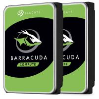 Comparer les prix du Seagate BarraCuda 6 To (2x 3 To - ST3000DM007)