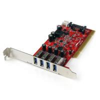 controleur Startech PCI vers 4 ports USB 3.0