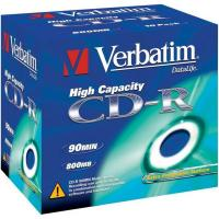 Comparateur de prix Verbatim CD-R 800 Mo 40x (boite de 10)