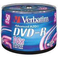Comparateur de prix Verbatim DVD-R 4.7 Go 16x (par 50, spindle)
