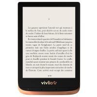 Comparateur de prix Vivlio Touch HD Plus Cuivre/Noir + Pack d'eBooks OFFERT