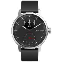 Montre connectée Withings Scanwatch 42mm Noir  en solde