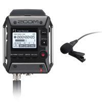 Comparateur de prix Zoom F1-LP Enregistreur de terrain avec microphone Lavalier