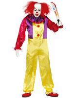Comparateur de prix Déguisement clown tueur adulte